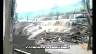 Enxurrada no Jardim Cachoeira - 30/03/15