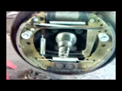 Замена задних подшипников ступицы ваз 2109