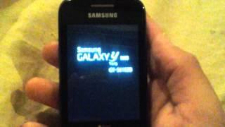 NOVO Atualização Android 4.0.4 P/ Galaxy Y DUOS (GT