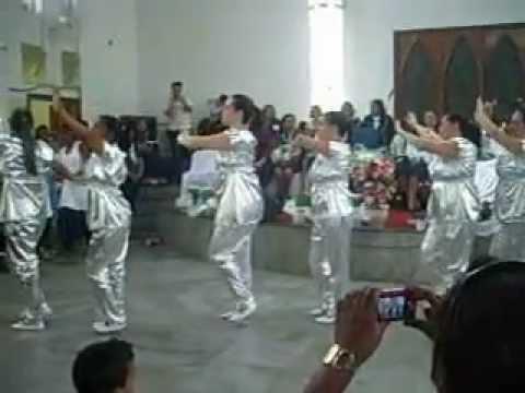 Vou voar - Jamily - Coreografia IEQ Vila Formosa - Vencedora do Congresso Regional de Mulheres