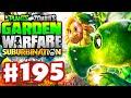 Plants vs. Zombies: Garden Warfare - Gameplay Walkthrough Part 195 - Suburbination & Garden Ops