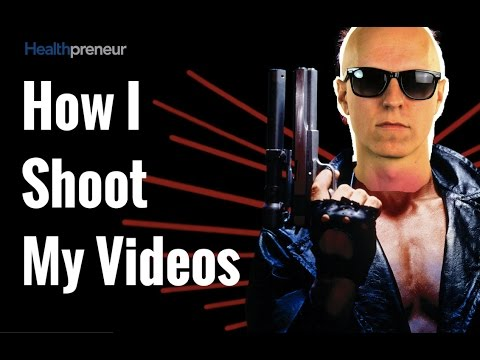 How I Shoot My Videos (Studio Tour)