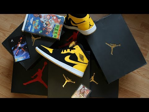 MY ENTIRE JORDAN COLLECTION  | VLOG #24