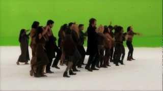 "The Twilight Saga: Breaking Dawn Part 2 BTS ""The Dance"
