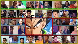 Dragon Ball Super: Broly Movie Trailer 2018  2019 big reaction mashup live review by WRR