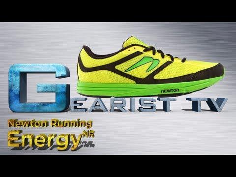 Newton Running EnergyNR Full Review (running shoes) - Gearist TV