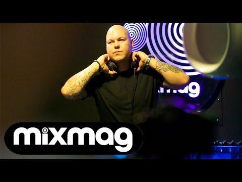 ALAN FITZPATRICK quality techno DJ set in The Lab LDN