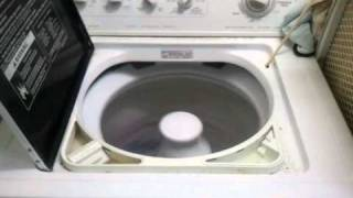 Sears Kenmore 90 Plus Series Washer Machine Noise.
