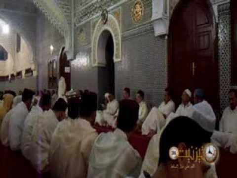 ختم صحيح البخاري في مسجد السنة