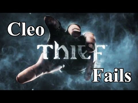 Cleo fails: Thief