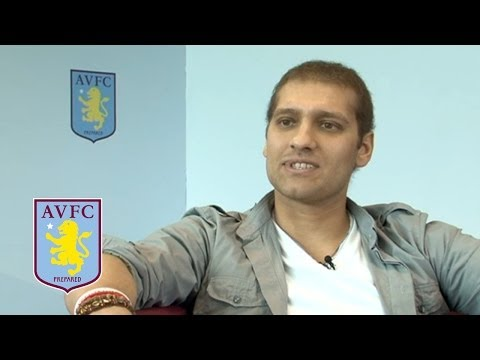 Aston Villa squad wish Stiliyan Petrov Happy Birthday