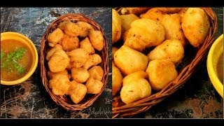 Mysore Bonda Cooking Methods Today recipe By Tamil Chef