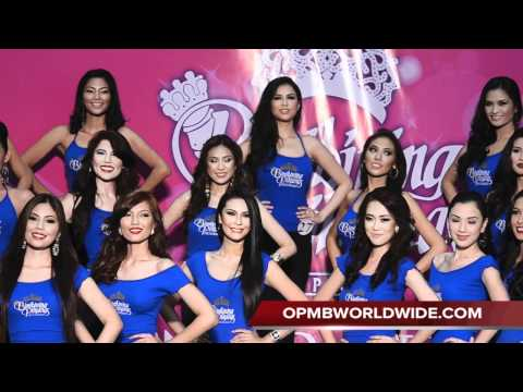 Bb. Pilipinas 2011 Candidates @ Talent Competition