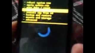 Como Hacer Un Backup Con CWM Galaxy Ace GT-S5830M
