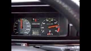 Golf 2 GTI Beschleunigung Von 0-100 Kmh