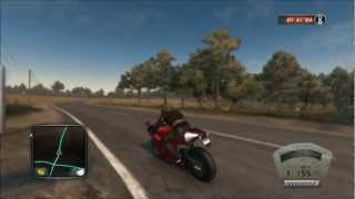 Test Drive Unlimited 2 Test Drive DLC2 Bikes (Gameplay