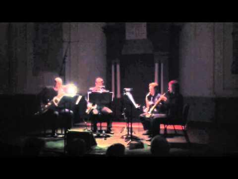 Amstel Quartet and Jorrit Tamminga play: Wim Henderickx – The Seven Chakras, Part 1