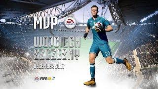 The EA Sports December MVP is....Wojciech Szczęsny!
