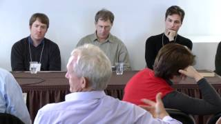 KODM 2012 Day 1 Panel discussion: Data models in humanities theory and practice