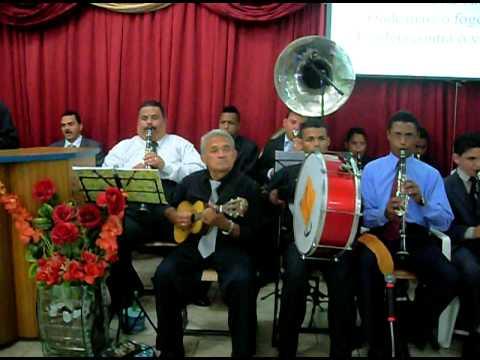 Banda de Música da Assembléia de Deus Vale do Jordão Hino 212 Harpa.