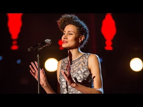 Cherri Prince performs 'Stop' - The Voice UK 2014: Blind Auditions 7 - BBC One