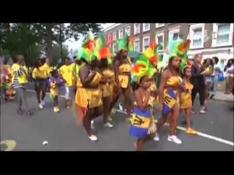 VTC14_Tưng bừng lễ hội đường phố lớn nhất châu Âu tại London