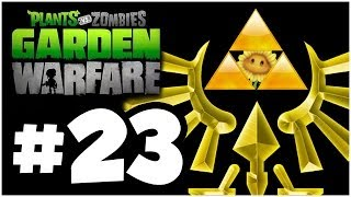 Plants vs. Zombies Garden Warfare Walkthrough - THE LEGEND RETURNS!! Part 23!! Gameplay  (1080p HD)