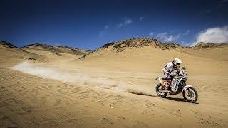 2014 Dakar Önemli Anlar