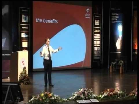 Mr Neil Pollock, C.E.O, Data Centre Managed Service Business, Bharti Airtel, Communiqué13, SITM