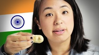 Americans Try To Eat Pani Puri