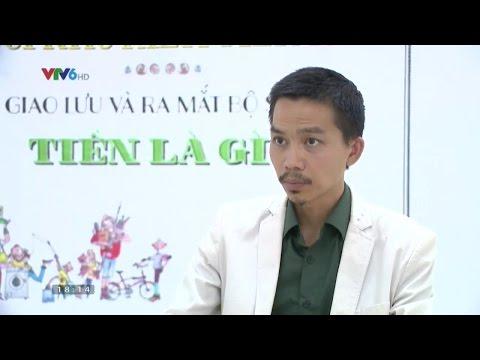 [VTV6] TS. Nguyễn Đức Thành trong buổi ra mắt bộ sách