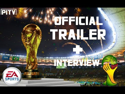 EXCLUSIVE: EA FIFA WORLD CUP 2014 (OFFICIAL TRAILER) + Interview with Matt Prior