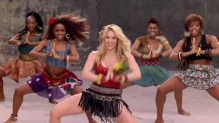 Shakira-Waka Waka (John Kano /Havana Funk Remix) official SONY remix view on youtube.com tube online.