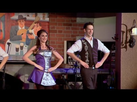 Raglan Road live Irish dancers and music at Walt Disney World Downtown Disney