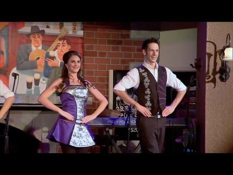 Raglan Road live Irish dancers and music at Walt Disney World Downtown Disney