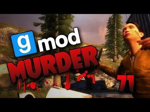 Don't Murder A Blind Man! (Gmod Murder #71)