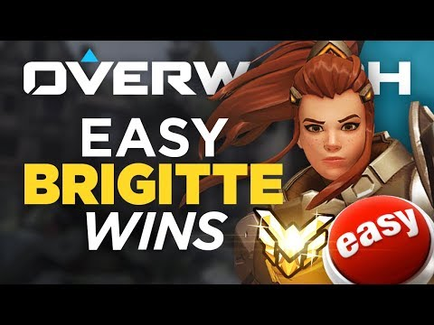 Best Brigitte Team Comps for EASY WINS - Overwatch Guide