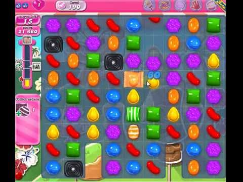 How to beat Candy Crush Saga Level 190 - 3 Stars - No Boosters - 83