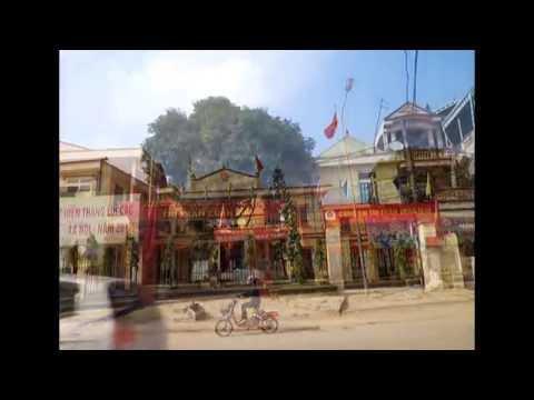 Thị trấn Xuân Mai huyện Chương Mỹ Hà Nội. 11-2012