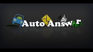 Auto Answer Whistle & SMS
