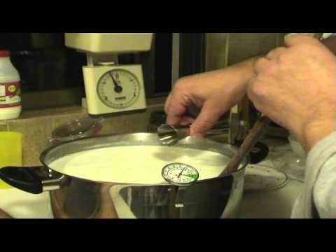 Χρ. Μπίρος_Φτιάχνω Τυρί Φέτα_Biros Creating Feta Cheese_ 2011