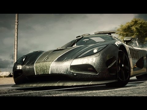 Need for Speed: Rivals - Announce Trailer