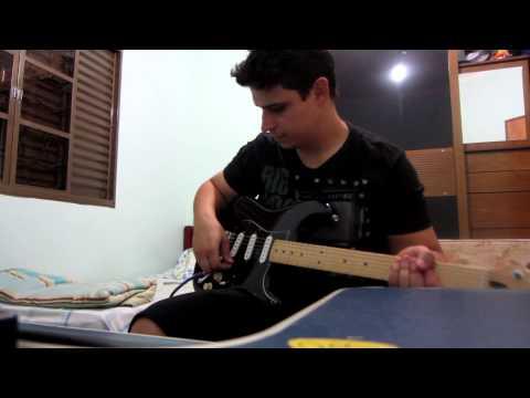 O Cowboy vai te pegar - Rio Negro e Solimões Guitarra Cover