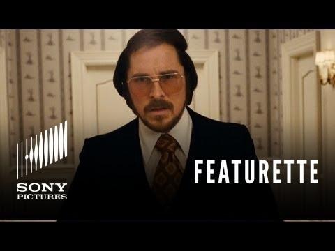 American Hustle: Christian Bale Featurette
