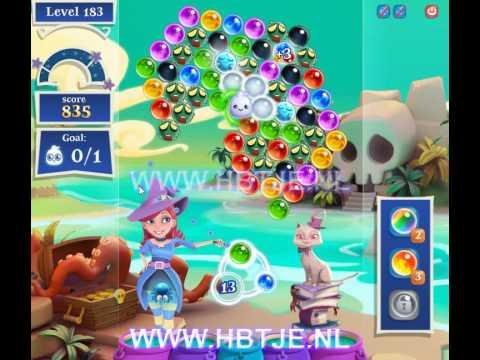 Bubble Witch Saga 2 level 183