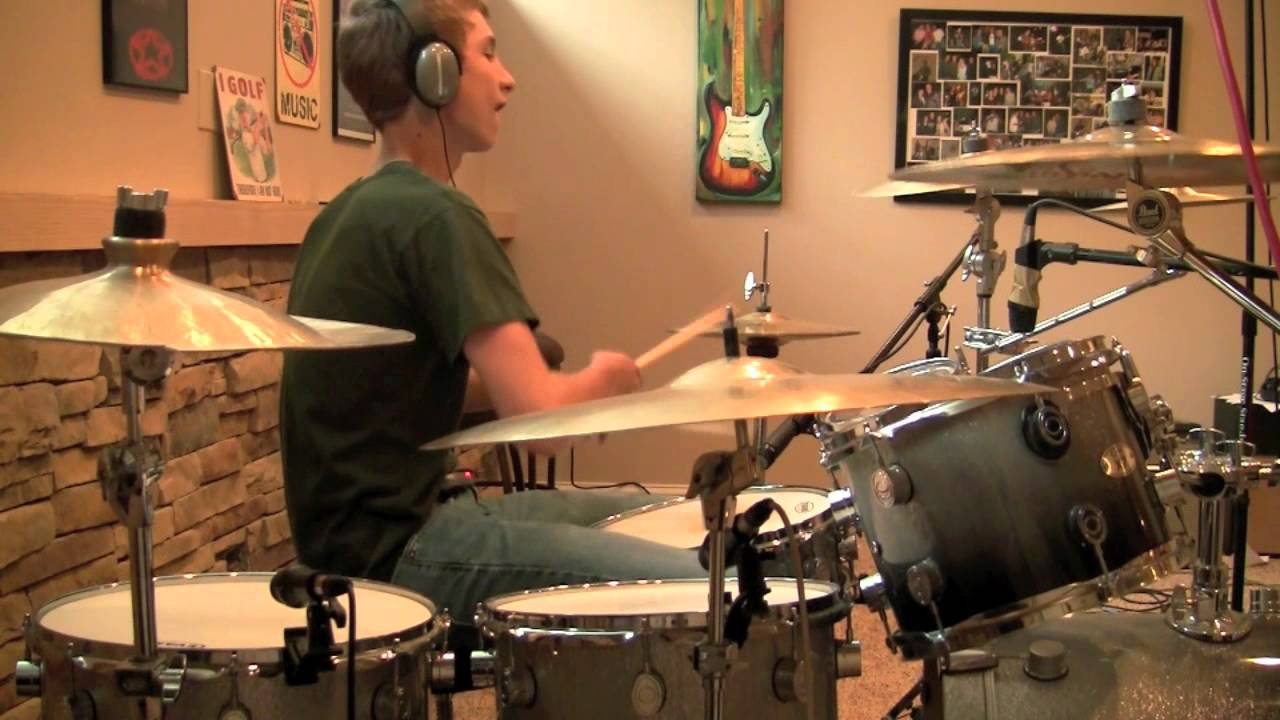 how to play american idiot on drums