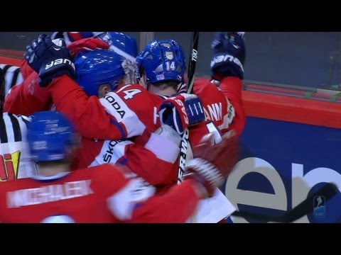 Czech Republic - Norway 7-0