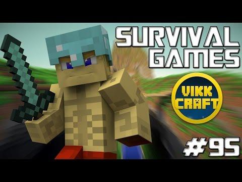 Minecraft Survival Games #95  VIKK CRAFT FOREVERALONE ! :D