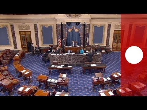 US Shutdown: Republicans in crunch talks over revised budget bill