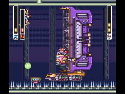 Mega Man X2 - Part 3 - User video